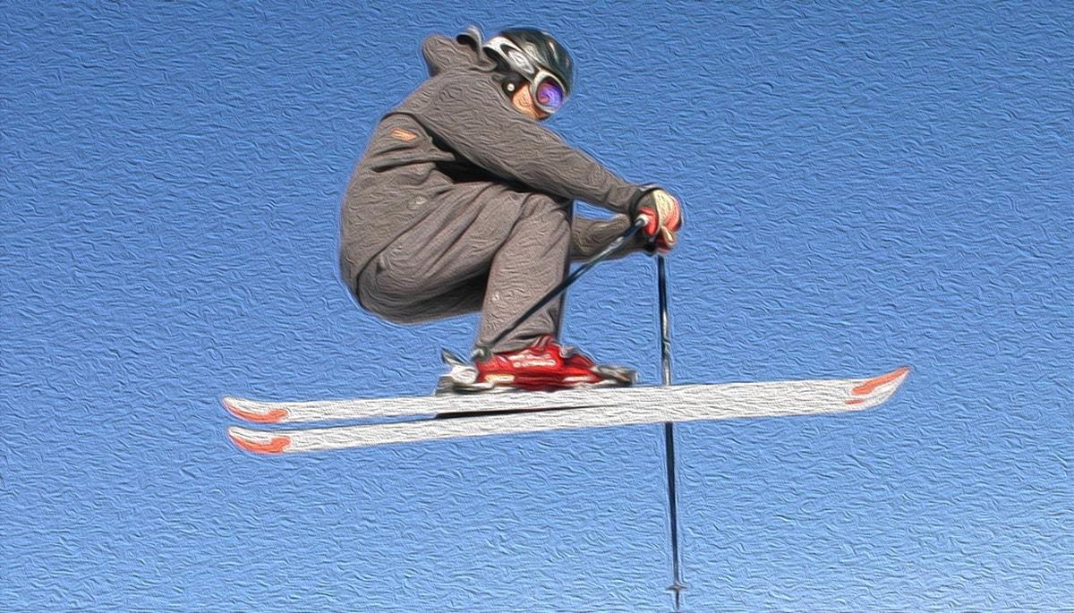 Subaru ski day