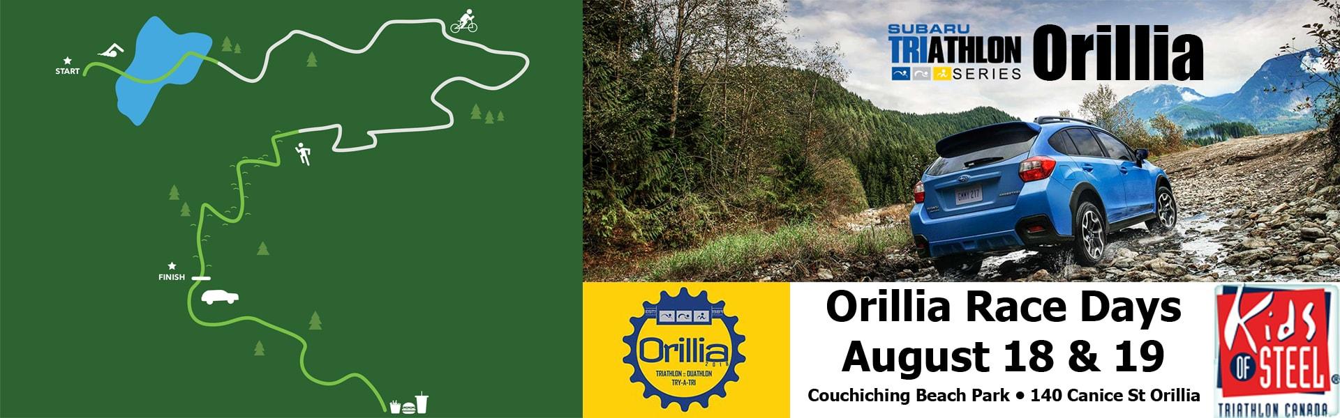 Subaru Triathlon Series Orillia