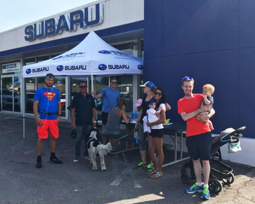 Subaru Weekend Series Run Event 07.21.2018